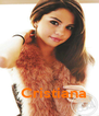 Cristiana - Personalised Poster A4 size