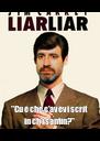 """""""Cu è che c'avévi scrìt in ch'i santìn?"""" - Personalised Poster A4 size"""