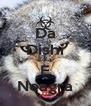 Da Dishi Kola E Neagra - Personalised Poster A4 size