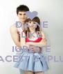 DA-NE LIKE SI IUBESTE ACEST CUPLU - Personalised Poster A4 size
