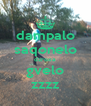 dampalo saqonelo dzroxa gvelo zzzz - Personalised Poster A4 size
