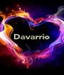 Davarrio    - Personalised Poster A4 size