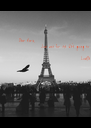 Dear Paris,