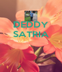 DEDDY SATRIA    - Personalised Poster A4 size