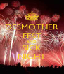 DESMOTHER FEST AND SICK NIGHT - Personalised Poster A4 size