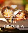 DIA DEL LECTOR PARA COMENTAR TU  HISTORIA - Personalised Poster A4 size