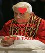 DIO CANAGLIA CHE  CUCE  E CHE TAGLIA - Personalised Poster A4 size