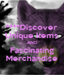 ****Discover Unique Items AND Fascinating Merchandise - Personalised Poster A4 size