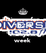 Diverse fm  102.8 On Air 7 days a  week - Personalised Poster A4 size
