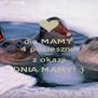 dla MAMY 4 pocieszne fotki z okazji DNIA MAMY! :) - Personalised Poster A4 size