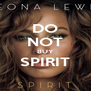 DO NOT BUY SPIRIT  - Personalised Poster A4 size