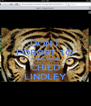 DON'T FORGET TO NAME YOUR CHILD LINDLEY - Personalised Poster A4 size