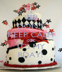 DON'T KEEP CALM COZ IT'S MY BDAY! - Personalised Poster A4 size