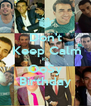 Don't  Keep Calm it's OoSy Birthday - Personalised Poster A4 size