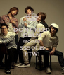 DONT KEEP CALM BECAUSE SS501 IS FTW! - Personalised Poster A4 size