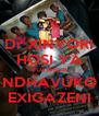 Dr XINYORI HOSI YA VUTSHILA NDHAVUKO EXIGAZENI - Personalised Poster A4 size