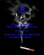 Dragul meu Petru fiinca tin la sanatatea ta vreu sa te rog   sa incerci sa te lasi de fumat  Te iubesc pupiule :* - Personalised Poster A4 size
