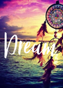 Dream - Personalised Poster A4 size