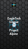 EagleTech Unique and Project Alpine - Personalised Poster A4 size