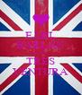 EARL BARLAN LOVE TRES VENTURA - Personalised Poster A4 size