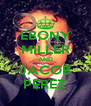 EBONY MILLER AND JACOB PEREZ - Personalised Poster A4 size