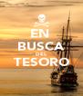 EN  BUSCA DEL TESORO  - Personalised Poster A4 size