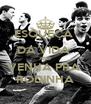 ESQUEÇA  DA VIDA  AND VENHA PRA  RODINHA - Personalised Poster A4 size