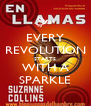 EVERY REVOLUTION STARTS WITH A SPARKLE - Personalised Poster A4 size