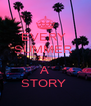 EVERY  SUMMER  HAS A STORY  - Personalised Poster A4 size