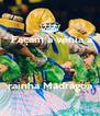 Façam a vénia à         rainha Madragoa - Personalised Poster A4 size