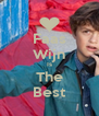Faas Wijn Is The Best - Personalised Poster A4 size