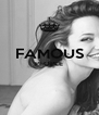 FAMOUS PEOPLE   - Personalised Poster A4 size