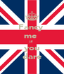 Fancy  me  if  you dare - Personalised Poster A4 size