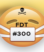 FDT  #300  - Personalised Poster A4 size