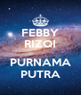 FEBBY RIZQI  PURNAMA PUTRA - Personalised Poster A4 size