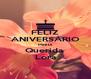 FELIZ ANIVERSÁRIO MiNHA Querida  Lora - Personalised Poster A4 size