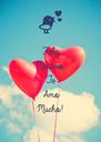 Feliz Mesario,  Te Amo Mucho!  - Personalised Poster A4 size