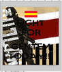 FIGHT FOR DEI GENTEM TODAY!!! - Personalised Poster A4 size