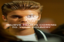 FREAK OUT  because BELIEVE TOUR IS COMING TO YOUR COUNTRY - Personalised Poster A4 size