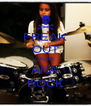 FREAK OUT CAUSE ANA ROCK - Personalised Poster A4 size