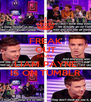 FREAK OUT CAUSE LIAM PAYNE IS ON TUMBLR - Personalised Poster A4 size