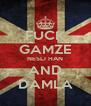 FUCK GAMZE NESLI HAN AND DAMLA - Personalised Poster A4 size