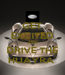 GET EXCITED AND DRIVE THE HUAYRA  - Personalised Poster A4 size