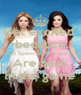 Get excited  because Hannah Spencer Aria and emily Are back in the game - Personalised Poster A4 size