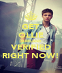 GET OLLIE MARLAND VERIFIED RIGHT NOW! - Personalised Poster A4 size