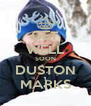 GET WELL SOON DUSTON MARKS - Personalised Poster A4 size