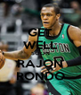 GET WELL SOON RAJON RONDO - Personalised Poster A4 size