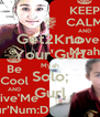 Get2Kno Your'Gurl Myah Solo; Gurl - Personalised Poster A4 size