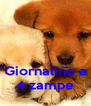 Giornalino a 4 zampe - Personalised Poster A4 size
