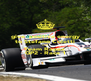 give  positive energy to Stefano Coletti and Team Rapax  GP2 - Race 1 - Personalised Poster A4 size
